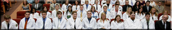Pharmacy White Coat